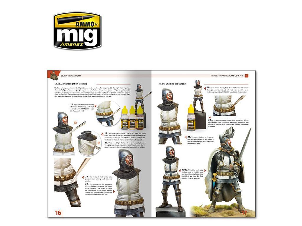 Enciclopedia de Figuras Vol 1 Color , Forma y Luz (Vista 4)