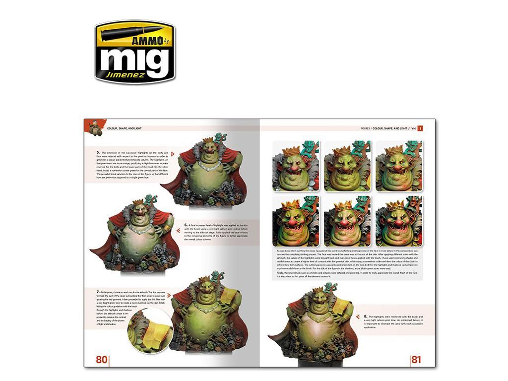 Enciclopedia de Figuras Vol 1 Color , Forma y Luz (Vista 6)