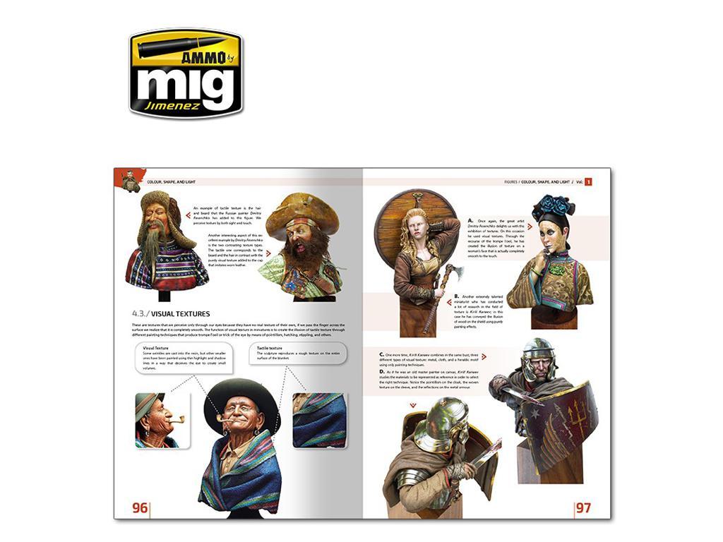 Enciclopedia de Figuras Vol 1 Color , Forma y Luz (Vista 8)