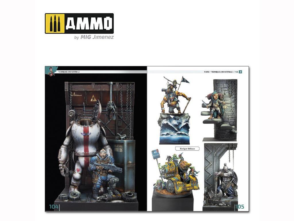 Enciclopedia de Figuras Vol 2 Tecnicas y Materiales  (Vista 10)