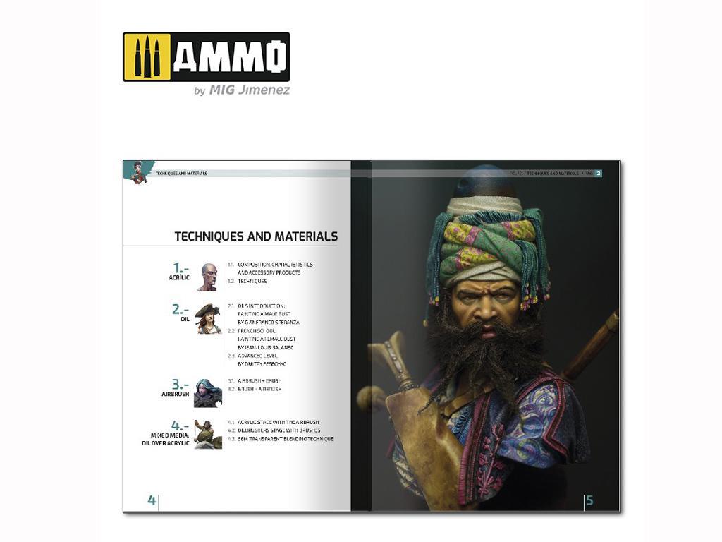 Enciclopedia de Figuras Vol 2 Tecnicas y Materiales  (Vista 3)