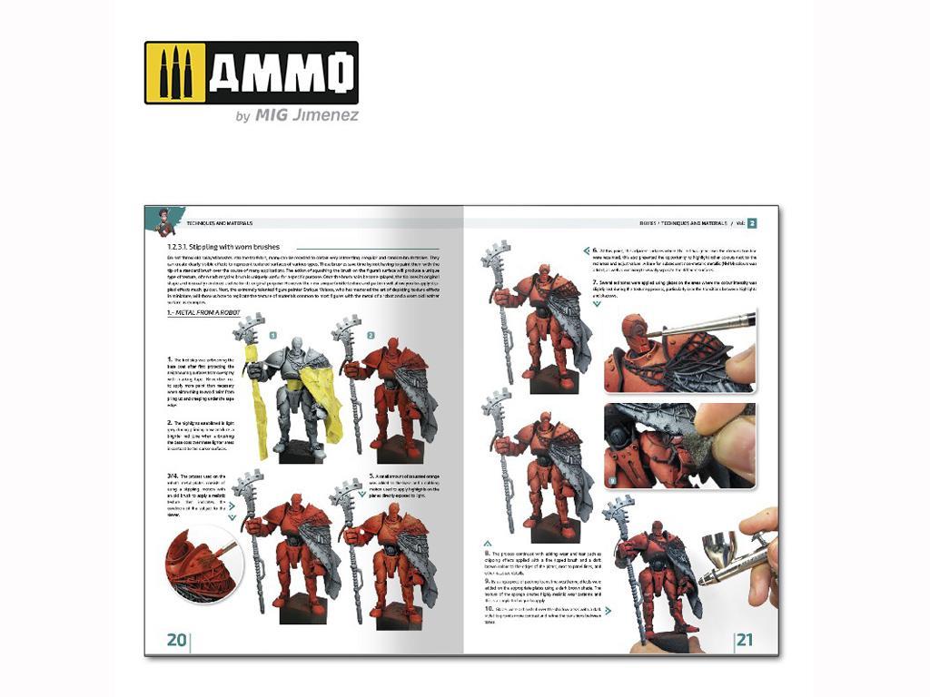 Enciclopedia de Figuras Vol 2 Tecnicas y Materiales  (Vista 5)