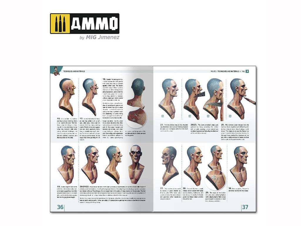 Enciclopedia de Figuras Vol 2 Tecnicas y Materiales  (Vista 6)