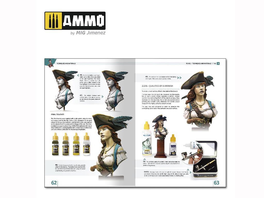 Enciclopedia de Figuras Vol 2 Tecnicas y Materiales  (Vista 7)