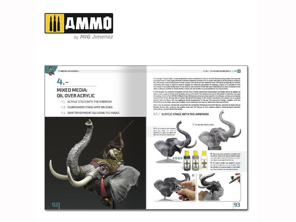 Enciclopedia de Figuras Vol 2 Tecnicas y Materiales  (Vista 8)