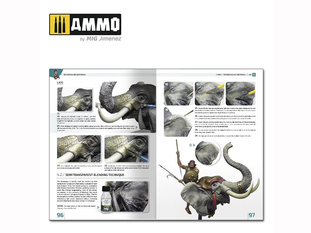 Enciclopedia de Figuras Vol 2 Tecnicas y Materiales  (Vista 9)