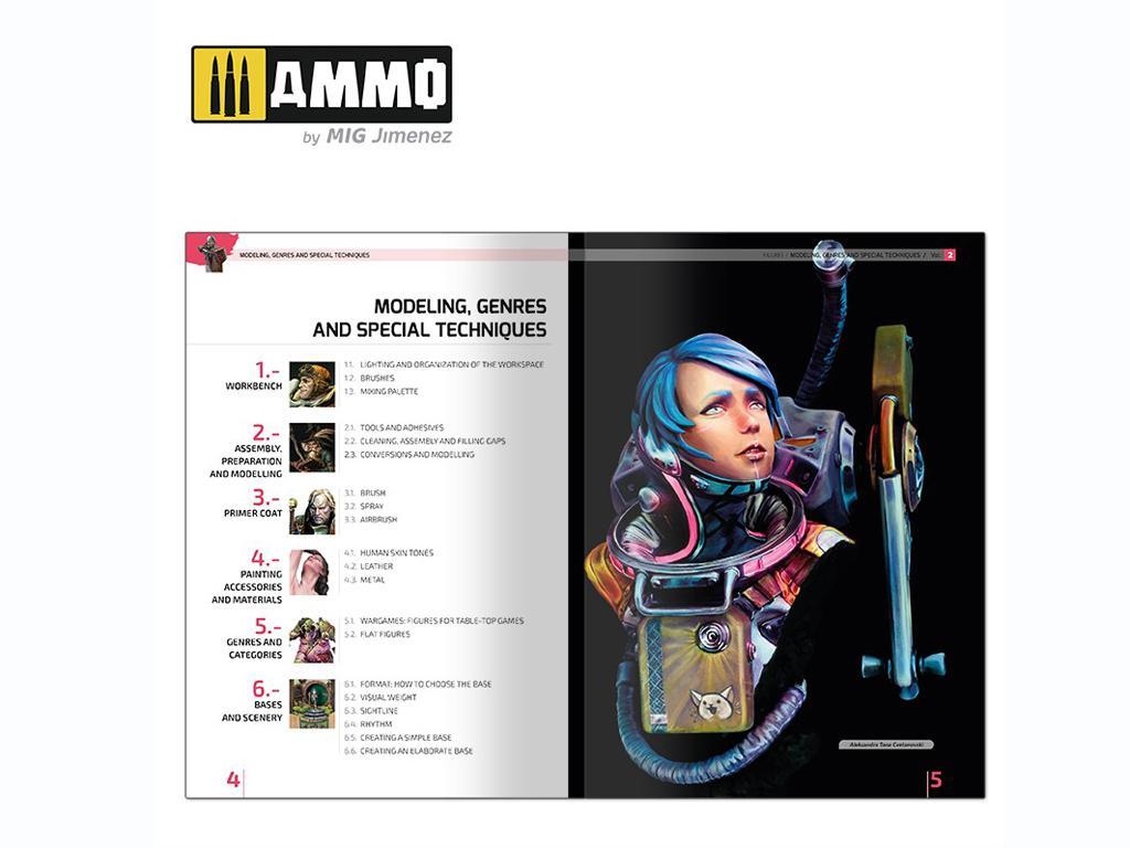 Enciclopedia de Figuras Vol 3  (Vista 3)
