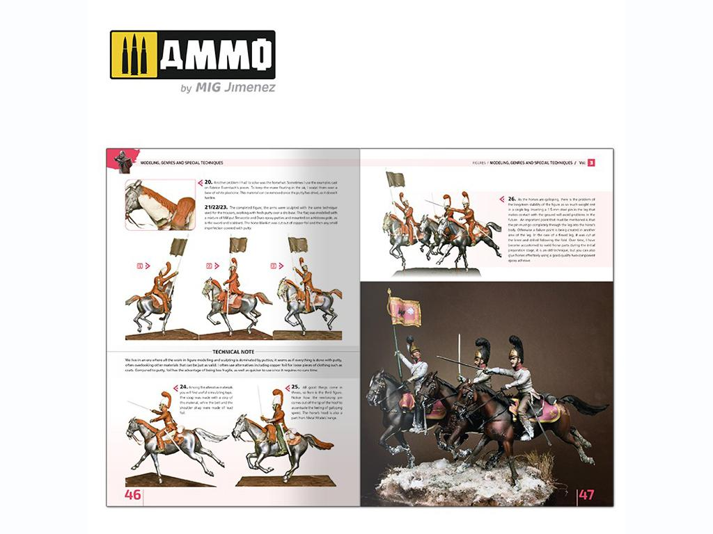Enciclopedia de Figuras Vol 3  (Vista 4)
