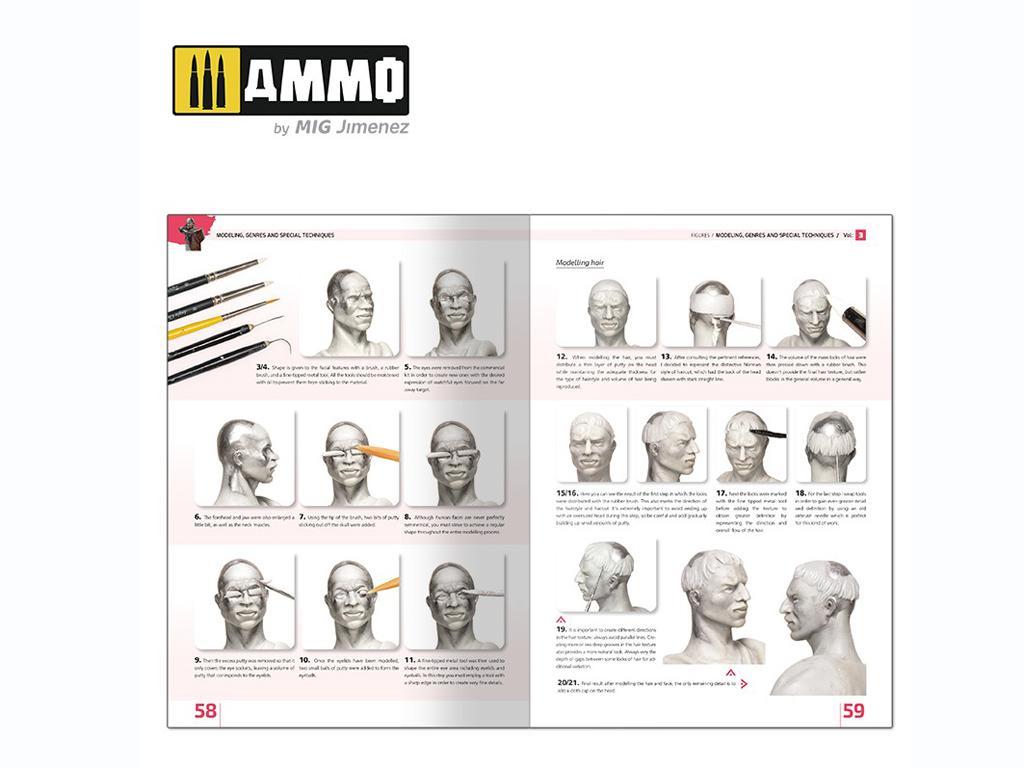 Enciclopedia de Figuras Vol 3  (Vista 5)