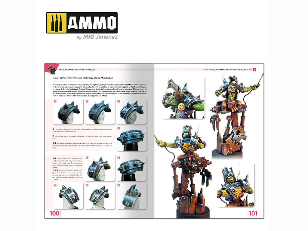 Enciclopedia de Figuras Vol 3  (Vista 7)