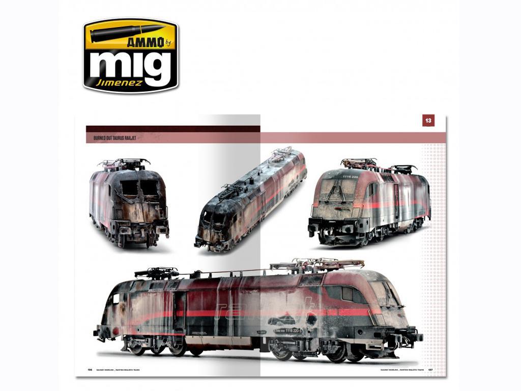 Pintando Trenes Realistas (Vista 5)