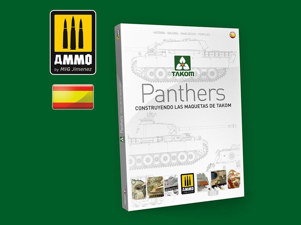 Panthers – Construyendo las Maquetas de TAKOM (Vista 1)