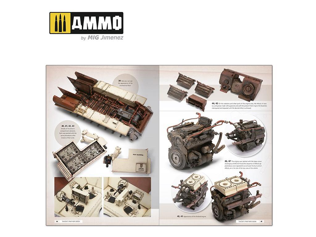 Panthers – Construyendo las Maquetas de TAKOM (Vista 3)