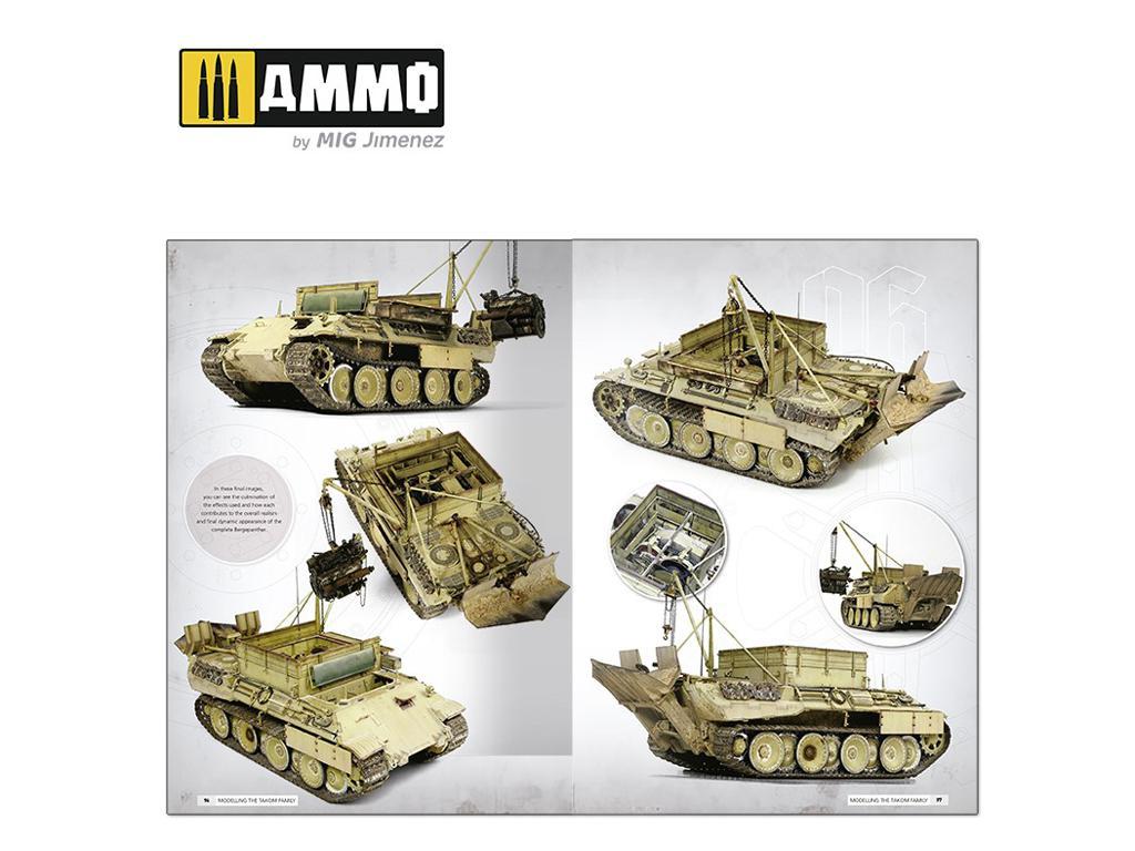Panthers – Construyendo las Maquetas de TAKOM (Vista 5)