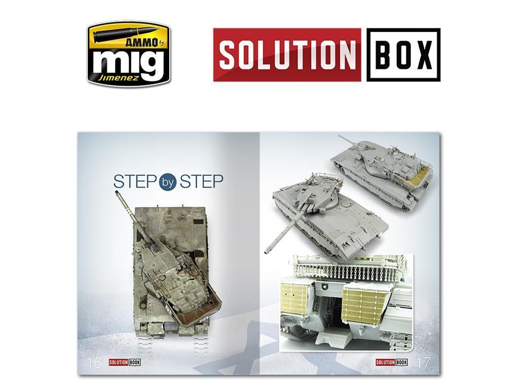 Solution Book como pintar vehiculos IDF (Vista 3)
