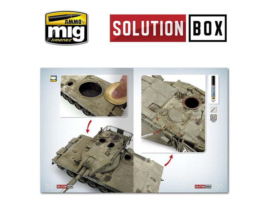 Solution Book como pintar vehiculos IDF (Vista 6)