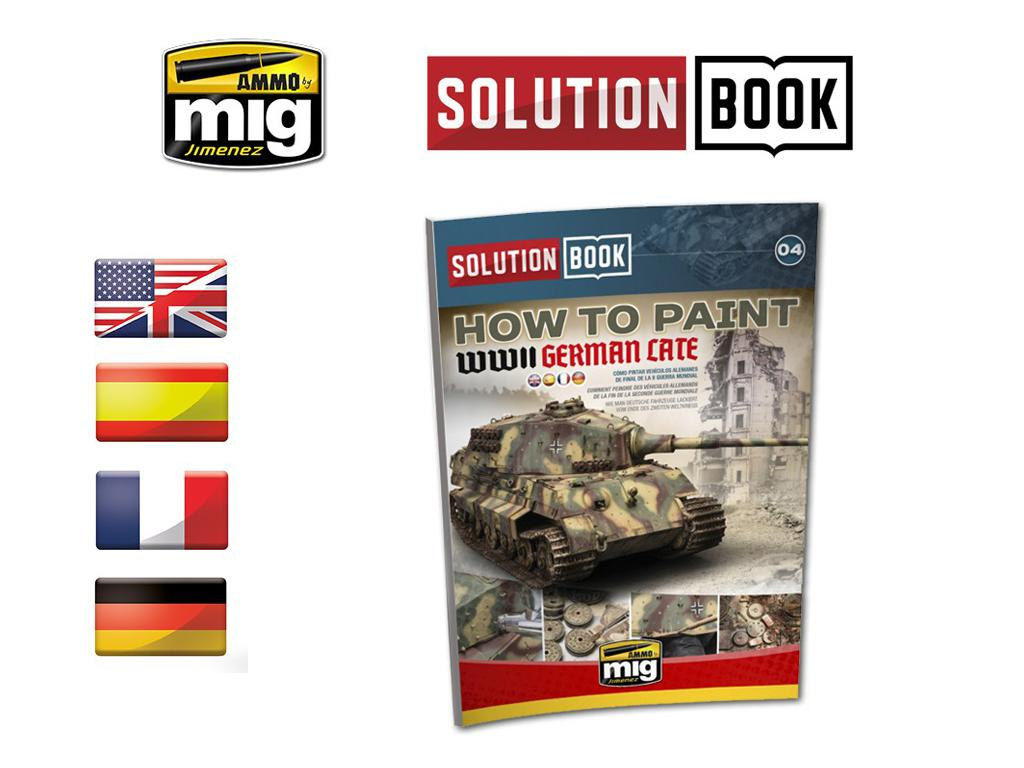 Solution BookPintar Tanque Alemán tardio (Vista 1)