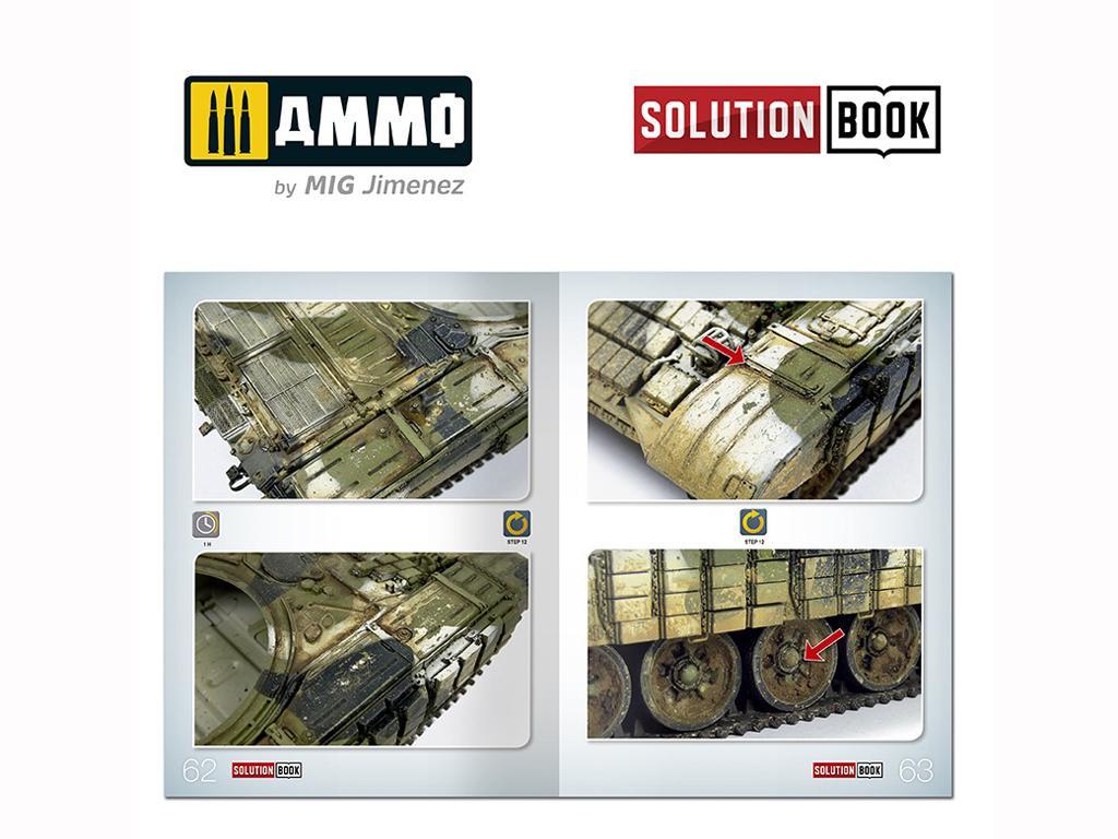 Solution Book. Como pintar carros Rusos Modernos  (Vista 4)