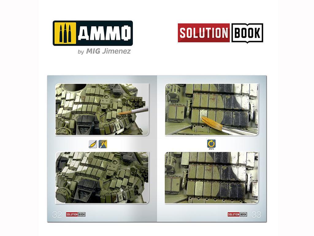 Solution Book. Como pintar carros Rusos Modernos  (Vista 6)