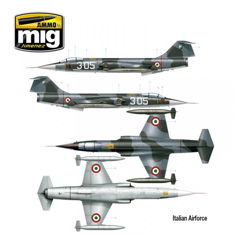 F-104 G Starfighter (Vista 7)