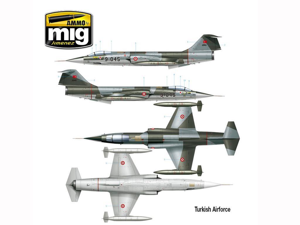 F-104 G Starfighter (Vista 9)