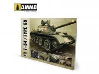 T-54/TYPE 59 – Guia Visual para Modelistas (Vista 15)