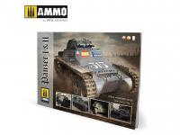 Panzer I & II (Vista 13)