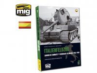 Italienfeldzug Carros de Combate y Vehiculos Alemanes 1943-1945 Vol 1 (Vista 12)