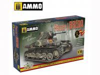 Panzer I Ausf. A Breda, tanque ligero de la Guerra Civil Española (Vista 20)