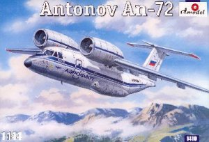 Antonov An-72 Jet Transport Aircraft  (Vista 1)