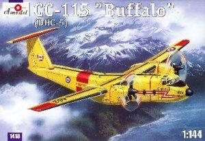 CC-115/DHC-5 Buffalo  (Vista 1)