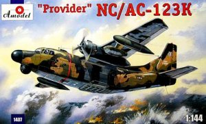Fairchild NC/AC-123K Provide  (Vista 1)