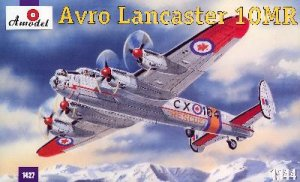Avro Lancaster 10MR  (Vista 1)