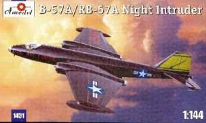 Martin B-57A/ RB-57A Night Intruder  (Vista 1)