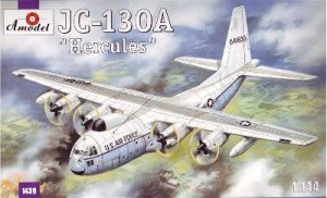 JC-130 A Hercules  (Vista 1)