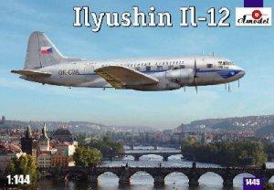 Ilyushin IL-12  (Vista 1)