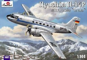 Ilyushin IL-14P   (Vista 1)