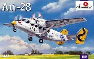 Antonov An-28   (Vista 1)