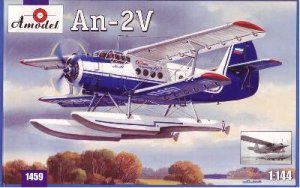 Antonov An-2V  (Vista 1)
