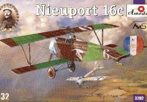 Nieuport 16c  (Vista 1)