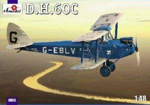 De Havilland DH.60C Cirrus Moth  (Vista 1)
