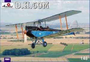 De Havilland DH.60M Metal Moth  (Vista 1)
