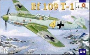 Messerschmitt BF 109 T-1  (Vista 1)