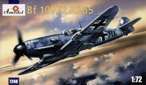 Messerschmitt Bf 109 F-2 RZ65  (Vista 1)