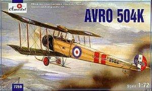 Avro 504K  (Vista 1)