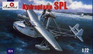 Hidroavion Sovietico SPL  (Vista 1)
