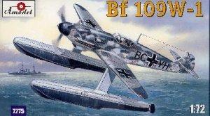 Bf 109 W-1  (Vista 1)