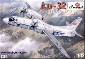 Antonov An-32  (Vista 1)