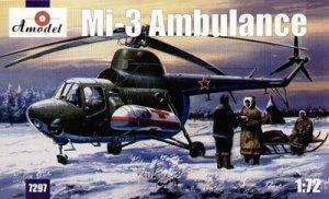 Mil MI-3 Ambulancia  (Vista 1)