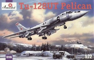 Tupolev TU 128UT Pelican  (Vista 1)